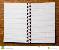 lined writing paper with picture space empty lined paper book royalty free stock image image 31575406 royalty free stock photo