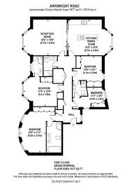 4 bedroom flat for rent in london