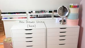 drawer organizer ikea appealing makeup organizer ikea 36 about remodel house interiors