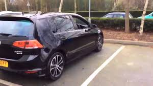 2015 Golf R Colors Volkswagen Golf R Line Tdi Bluemotion Technology Black 2015 Youtube