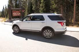 Ford Explorer Platinum - 2016 ford explorer platinum review autoguide com news