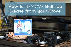 What Can I Use To Clean Grease Off Kitchen Cabinets How To Remove Grease From A Stove Top Ask Anna