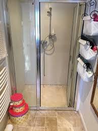 Daryl Shower Doors Daryl Shower Door And In Line Glass Panel 90 In Lisburn