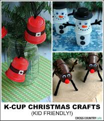 kcup christmas up cycling
