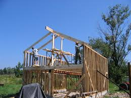 Truss Spacing Pole Barn Pole Barn Lean To Yesterday U0027s Tractors