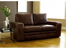 Modern Leather Sleeper Sofa Living Room Leather Sleeper Sofa Unique Brown Modern Leather