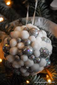 diy tree ornaments balls
