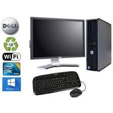 ordinateur de bureau complet pc de bureau complet achat vente pas cher