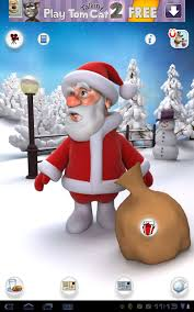 talking santa for android download