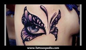 butterfly eye meaning