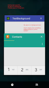 my android apps how to change my android app s window appearance in apps list when