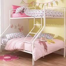 Kidspace Domino Midsleeper Standard Bunk Bed  Trio Bunk Bed - Triple trio bunk bed