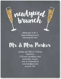 post wedding brunch invitation sparkling brunch studio basics after wedding brunch invitations