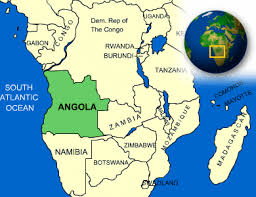 Rwanda Africa Map by Angola Facts Culture Recipes Language Government Eating