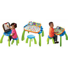 vtech table touch and learn bnib vtech touch and learn activity desk babies kids on carousell