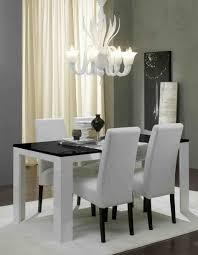 Black And White Dining Room by Tag For Black Dining Room Decorating Ideas Woody Nody