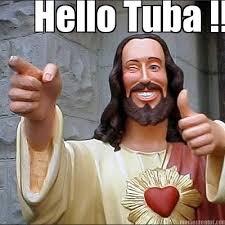 Tuba Memes - meme creator hello tuba