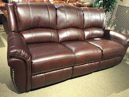 Leather Recliner Sofa Reviews Flexsteel Leather Reclining Sofa Ipbworks
