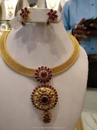 the 25 best indian gold necklace designs ideas on