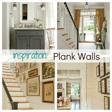 Updating Wood Paneling Adding Character Wood Plank Walls The Inspired Room