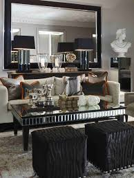 Best Black And Silver Living Room Ideas Images On Pinterest - Gorgeous living rooms ideas and decor