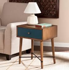 mirrored nightstand target nightstands bedside tables mirrored