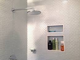 white tile bathroom design ideas installing subway tile bathrooms style southbaynorton interior home