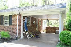 Attached Carport Ideas Outdoor Simple Yet Highly Modern Car Port Ideas Attached To Your