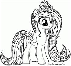 Pony Cartoon My Little Coloring Pages Wecoloringpage Games Page Pony Coloring Pages
