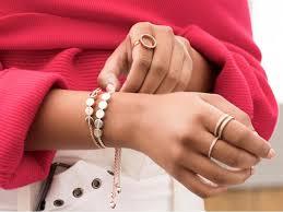 red chain bracelet images New linear bead chain monica vinader jpg