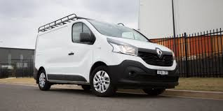renault vans trafic automatic confirmed at last