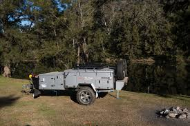 off road camper trailer review blue tongue overland xf 2