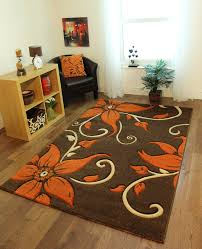 orange and brown rugs corepy org