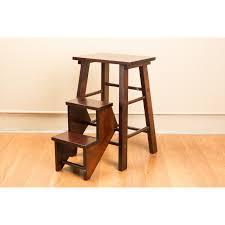 creative wood design fold out step stool stewart roth furniture
