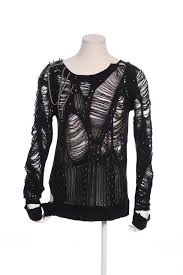 buy rq bl clothing rock unisex pullovers heavy metal