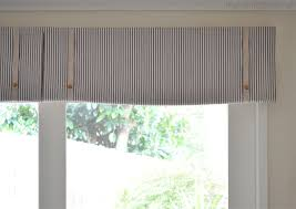 How To Make Window Blinds - how to make valances for windows no sew window treatments creative