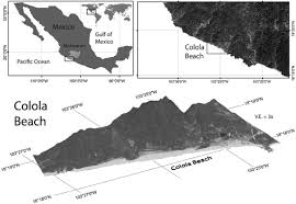 Michoacan Mexico Map by Modeling Sea Level Change Inundation Scenarios And Their Effect