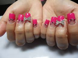 3d fake nails glamour nail salon 40 color nail art ideas