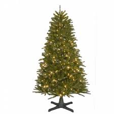 white pre lit christmas tree with colored lights color switch plus 6 5 pre lit regal fir christmas tree shop your
