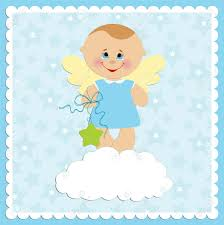 little boy angel clipart collection