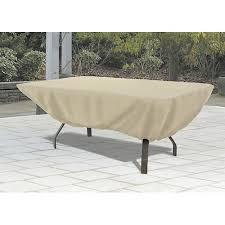 Oval Table Covers Outdoor Furniture by Outdoor Furniture Covers And Patio Furniture Covers From Garden