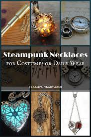diy punk necklace images Best 25 steampunk necklace ideas steampunk jpg