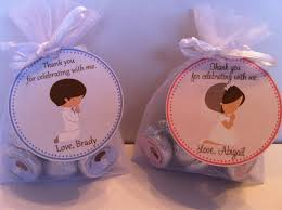 communion favors ideas communion favor bag set communion favors 1st