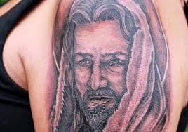 30 fabulous jesus tattoos creativefan
