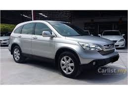 used cars honda crv 2008 honda cr v 2008 i vtec 2 0 in selangor automatic suv silver for rm