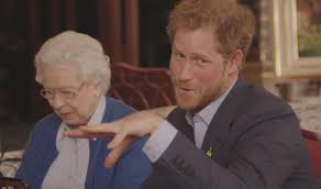 What Is Kensington Palace One Is Not Amused The Queen And Prince Harry U0027s Hilarious Comeback