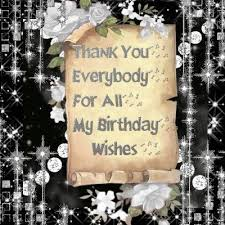 77 best thank you birthday wishes images on birthday