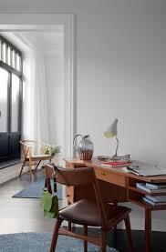 leon mid century desk 36 elegant mid century desks to get inspired digsdigs