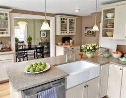 l shape kitchen cabinet design with island layout made of wooden