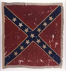 Pa Flag Pickett U0027s Charge Battle Flags Mark Gettysburg Exhibit Oregonlive Com